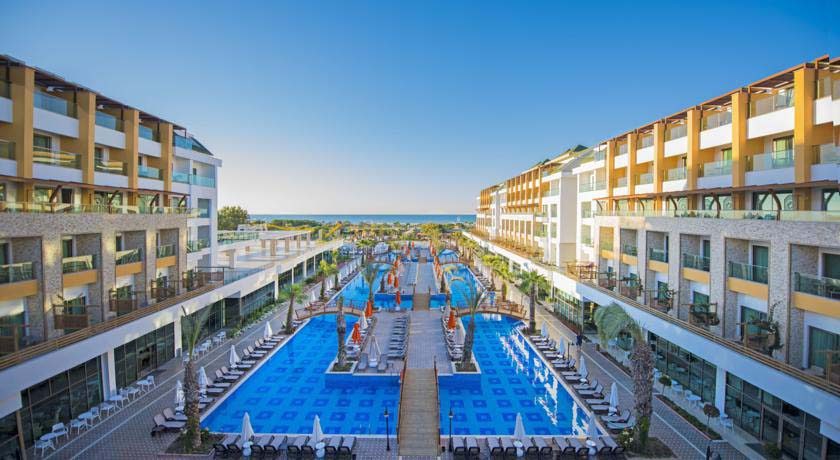 Port Nature Luxury Resort Hotel & Spа 5*
